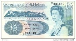 SAINT HELENA P. 11a 5 P 1998 UNC - Saint Helena Island