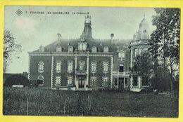 * Frasnes Lez Gosselies (Les Bons Villers - Hainaut - La Wallonie) * (SBP, Nr 7) Le Chateau, Kasteel, Castle, Schloss - Les Bons Villers