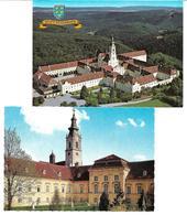 1651j: 2 AKs 3591 Stift Altenburg, Ungelaufen - Horn