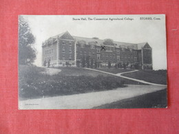 Agricultural College  Storrs - Connecticut >    Ref 3171 - United States