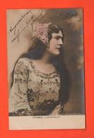 Musica Lirica Marie Lafarge Cpa 1903 Cpa Con Dedica Chanteur Musique D'opéra Singer Opera Music - Opera