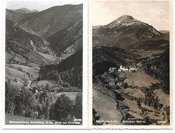 1651c: 2 AKs 3222 Annaberg, Ungelaufen - Lilienfeld