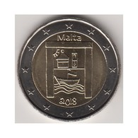 """Moneda 2€ 2018 Malta """" Niños"""" - Malta"""