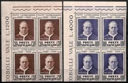 [812995]Vatican 1959 - N° 272/73, Pie XI, Religion, Pape, BD4, Cdf, SNC - Papes