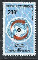Centrafrique YT PA 116 XX /MNH - Centrafricaine (République)