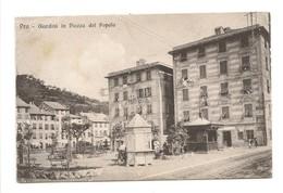 PRA - GIARDINI IN PIAZZA DEL POPOLO - Genova
