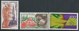 Centrafrique YT PA 117-119 XX /MNH - Centrafricaine (République)