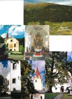1651a: 2 AKs Und 4 Privatfotos 5771 Amras, Ungelaufen - Innsbruck