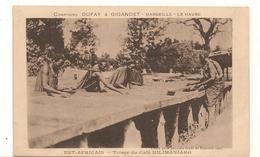 Ethiopie - Kenya - Marseille / Lez Havre - Comptoirs Dufay & Gigandet - Triage Du Café  -  Kilimandjaro -  CPA° - Ethiopie