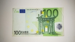 EURO Germany 100 EURO (X) P002 Sign DUISENBERG - EURO