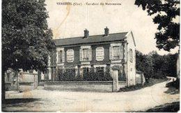 VERNEUIL .... CARREFOUR DES MARRONNIERS - France