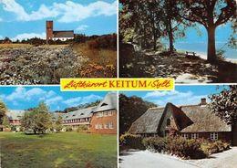 Luftkurort Keitum Sylt Kirche Church House Haus Promenade Beach - Deutschland