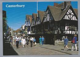 UK.- KENT. CANTERBURY. The Weavers And St. Peter's Street. - Canterbury