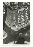 "2755 "" AMSTERDAM-CENTRAAL HOTEL EN REESTAURANT DER A.M.V.J. LEIDSEBOSJE "" CARTOLINA POST. ORIG. NON SPED. - Amsterdam"