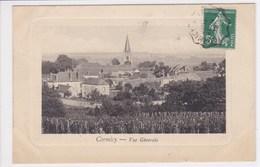 51 CORMICY Vue Générale ,vigne Devant Le Village - France