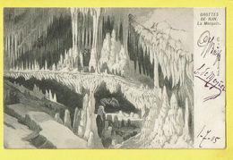 * Han Sur Lesse (Rochefort - Namur - La Wallonie) * (Nels, Série 8, Nr 175) Grottes De Han, La Mosquée, Grot, 1905 - Rochefort
