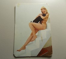 Calendar * 1978 * Spain * Erotic * Small Problems To Be Seen - Calendars