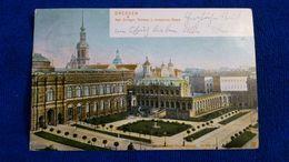Dresden Kgl. Zwinger Schloss U. Kronprinzl. Palais Germany - Dresden