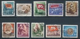 DDR 344/53 Gestempelt - DDR