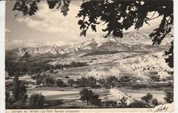 GORGES DU VERDON -LE PONT ROMAIN D'AIQUINES 264k - France