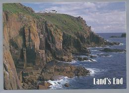 UK.- CORNWALL. LAND'S END. SPECIAL GREETINGS FROM CORNWALL. - Land's End