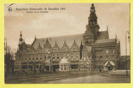 * Brussel - Bruxelles - Brussels * (Ed Nels, Nr 20) Exposition, Expo 1910, Pavillon De La Hollande, Nederlands Paviljoen - Wereldtentoonstellingen