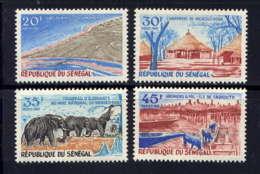 SENEGAL - 326/329** - TOURISME - Sénégal (1960-...)
