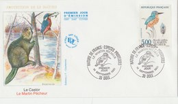 FRANCE 1991 FDC With Kingfisher.BARGAIN.!! - Non Classés