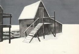 Tomi Ungerer - 1984 CI - Old Paper