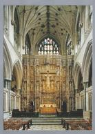 UK.- HAMPSHIRE. WINCHESTER CATHEDRAL. West Front. The High Altar And Great Screen From The Quire. - Winchester