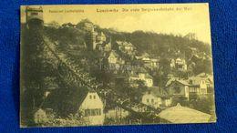 Loschwitz Die Erste Bergschwebebahn Der Welt Germany - Altri