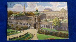 Dresden Der Kgl. Zwinger Germany - Dresden
