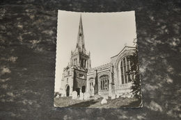 5276       THE PARISH  CHURCH SOUTH PORCH & SPIRE, THAXTED - England