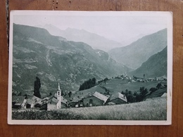 Torgnon - Bassa Valtournanche - Cartolina Non Viaggiata + Spese Postali - Italia
