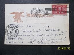 USA: 1904 PPC To Austria (#FN1) - United States