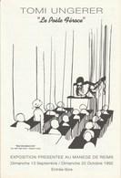 Tomi Ungerer - 1992 D 03 - Old Paper