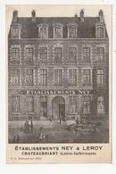 CHATEAUBRIANT - ETABLISSEMENTS NEY ET LEROY - 44 - Châteaubriant