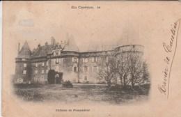 CORREZE Le Château De Pompadour 268K - France