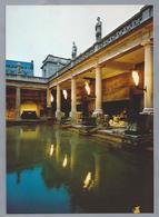 UK.- SOMERSET. BATH. THE GREAT ROMAN BATH. - Bath
