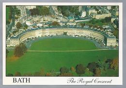 UK.- SOMERSET. BATH. THE ROYAL CRESCENT - Bath