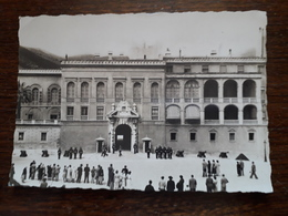 L4/492 Monaco. Releve De La Garde Au Palais Princier - Palais Princier