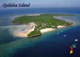 1 AK Mosambik * Quilalea Island - Insel Im Quirimbas Archipel - Luftbildaufnahme * - Mosambik