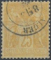 FRANCE - No 80 - 25c - 1876-1898 Sage (Type II)