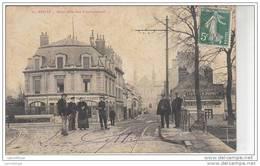 51 - REIMS / PONT DE LA RUE FLECHAMBAULT - Reims