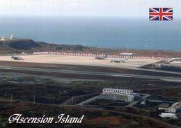 1 AK Ascension Island / South Atlantic Ocean * Airport Dieser Insel * Britisches Überseegebiet Im Südatlantik * - Ascension (Insel)