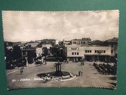 Cartolina Cattolica - Piazzale Delle Sirene - 1952 - Rimini
