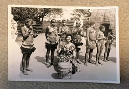PHOTO   EROTICA   ETHNIC NUDE - Afrique Du Sud, Est, Ouest