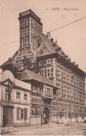 CPA - AK Lüttich Liege Musée Curtins Louis Sacre Et Freres Palais Curtius Quai De Maestricht St Leonard Belgien Belgique - Luik