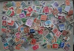 Wereld - 1000 Kleine Zegels - Vrac (min 1000 Timbres)