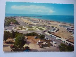 """Cartolina Viaggiata """"RIMINI Lungomare E Molo"""" 1968 - Rimini"""